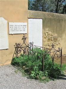 Davide bolgheri tomba nonna lucia