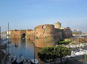 Fortezza_Vecchia,_Livorno